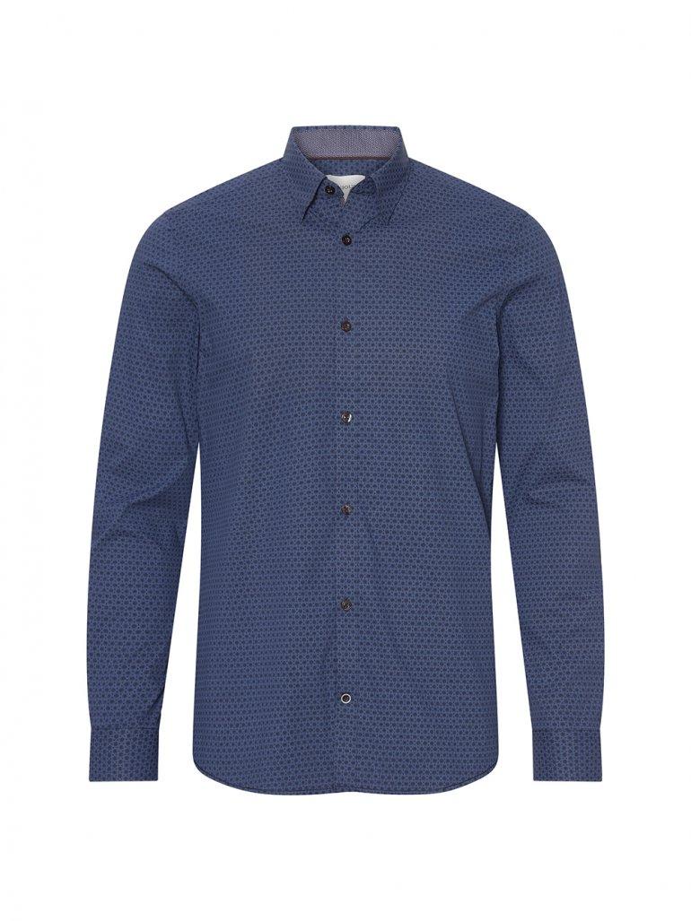 Gnious - Brandon mønsteret skjorte - Til herre - Størrelse: 2XL