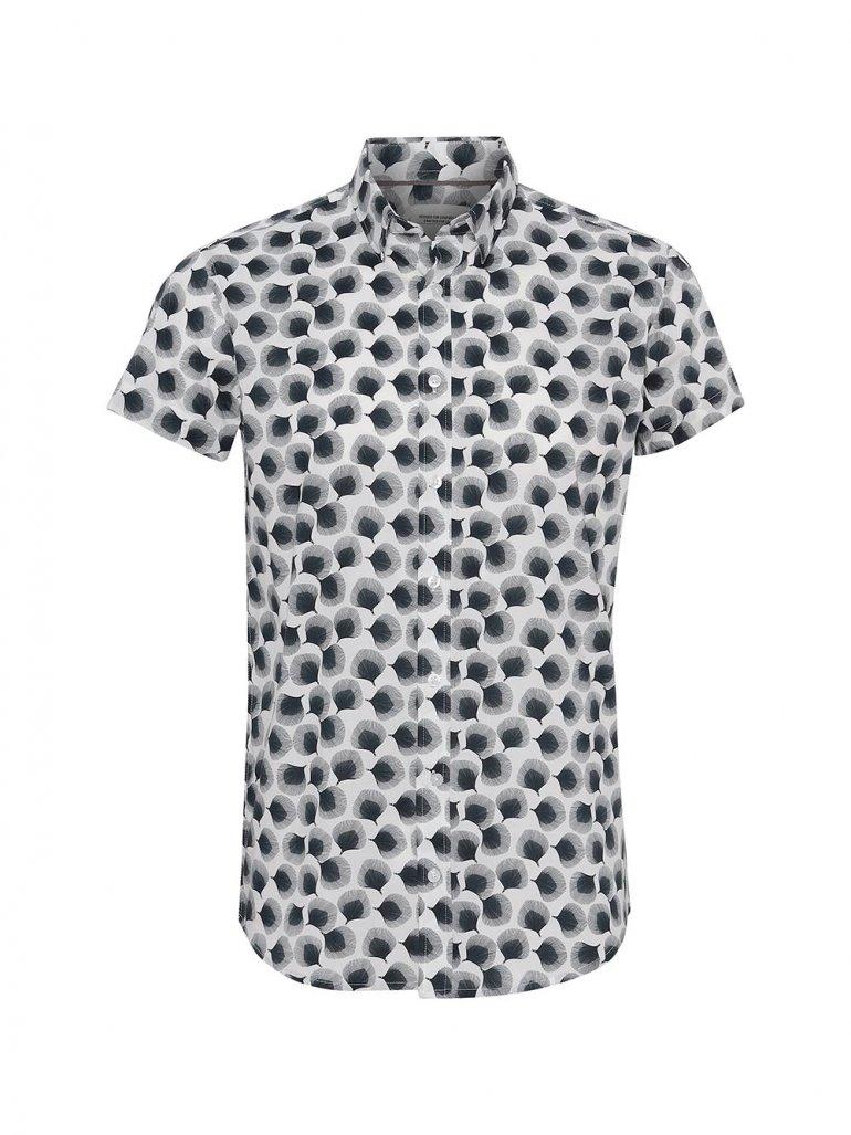 Marcus - Lex kortærmet skjorte - Til herre - Størrelse: 2XL
