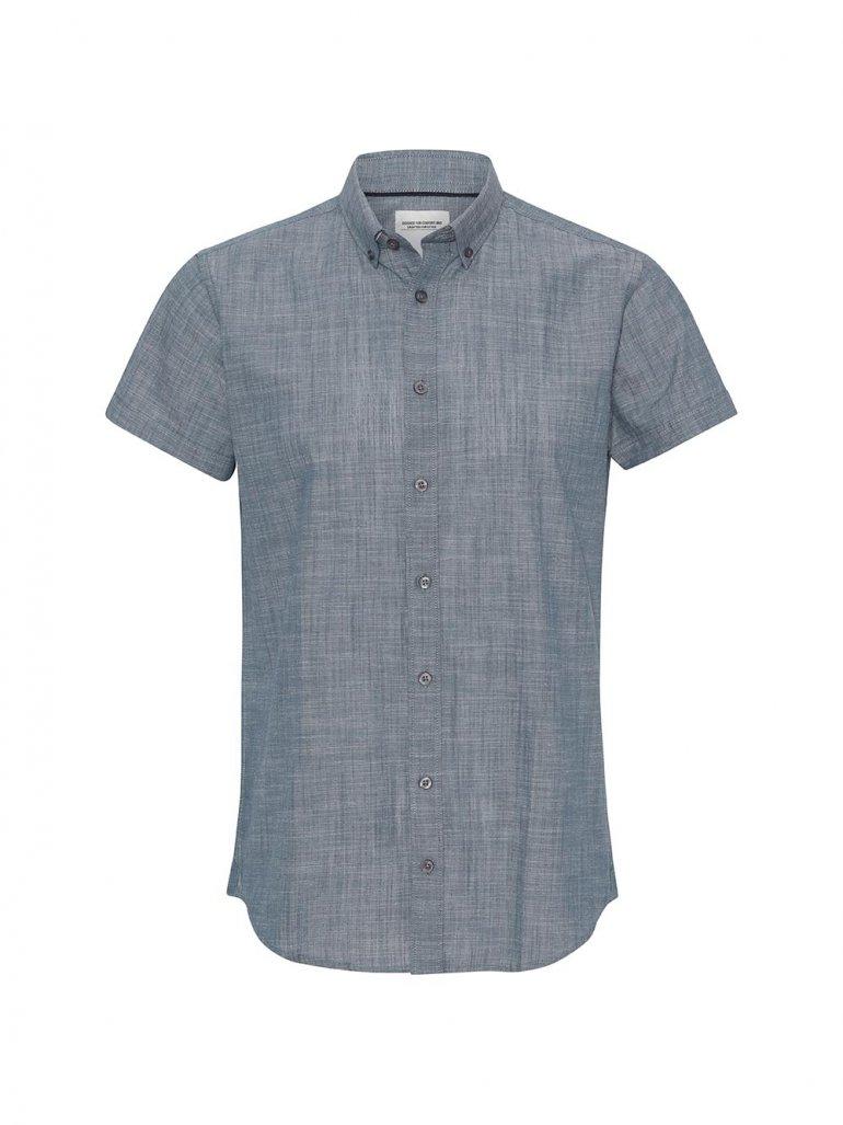 Marcus - Willum kortærmet skjorte - Til herre - Størrelse: 2XL