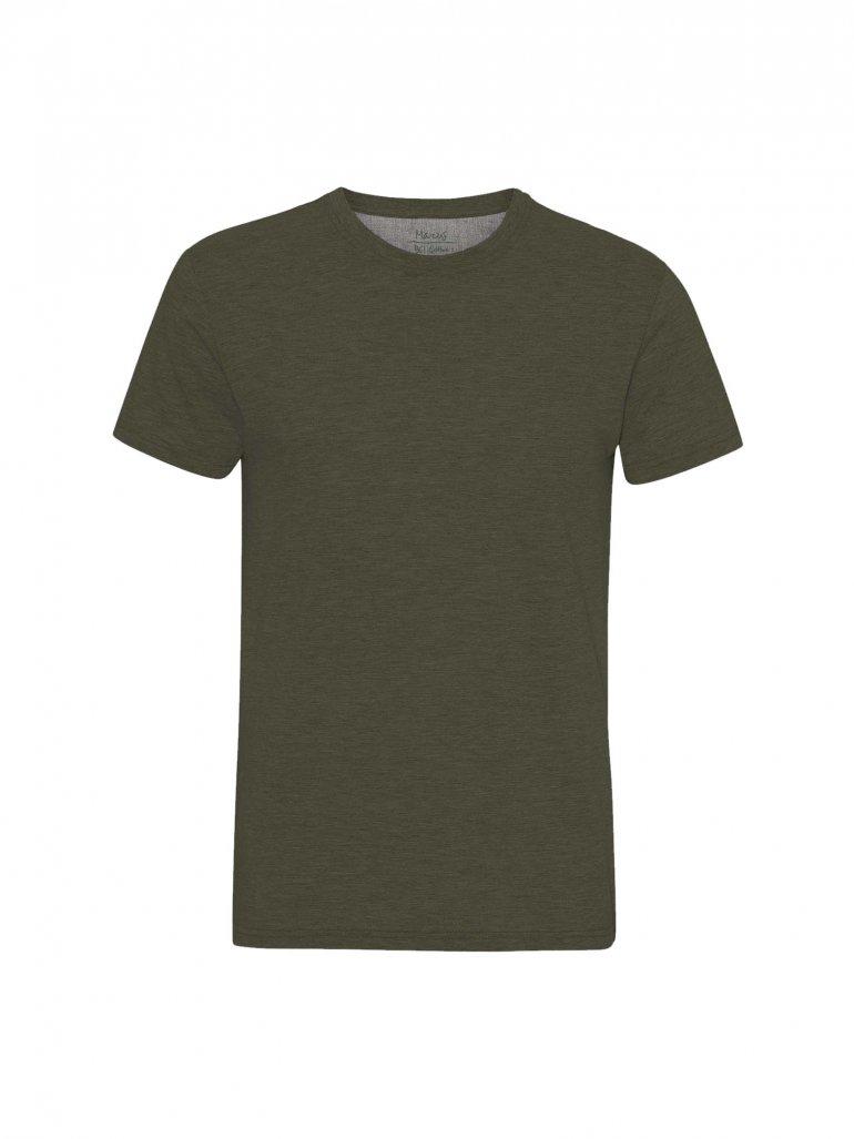 Marcus - Leeds basic t-shirt - grå - Til herre - Størrelse: Medium