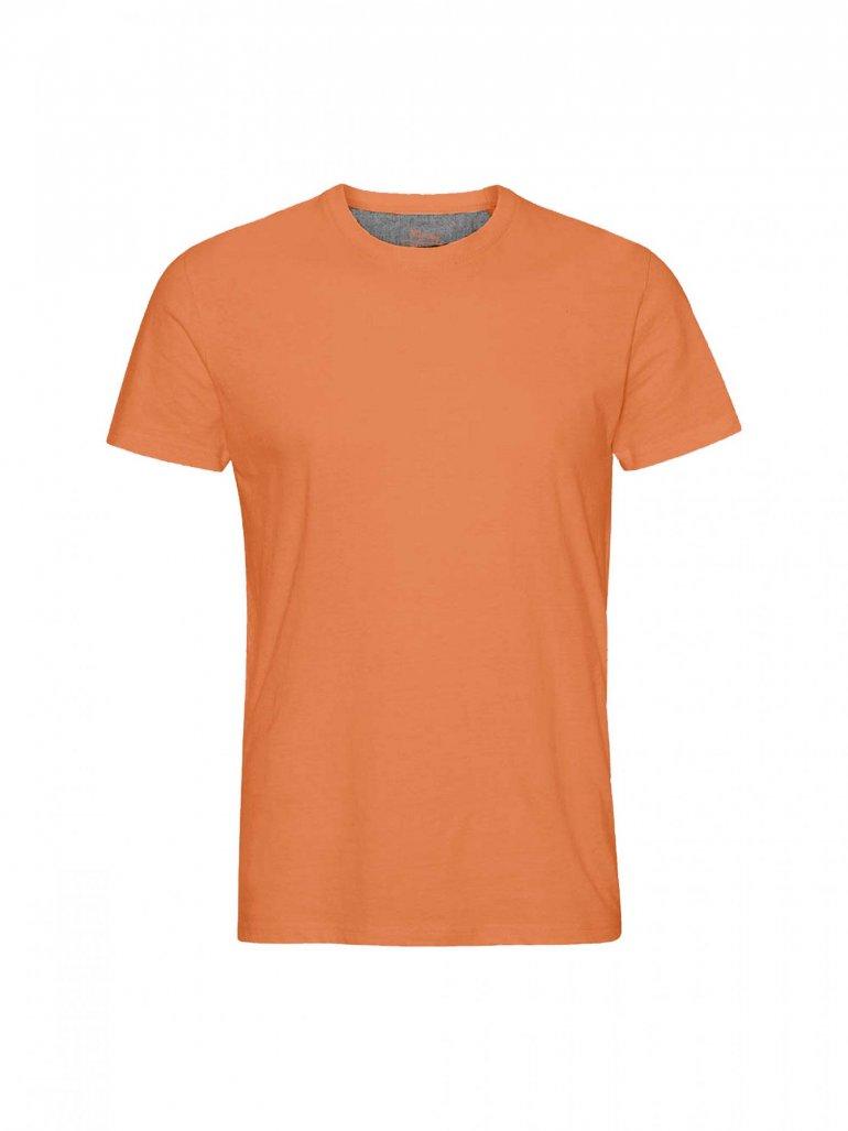 Marcus - Leeds basic t-shirt - grå - Til herre - Størrelse: Large
